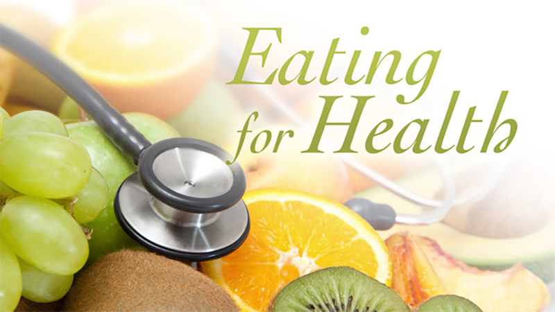 Eating For Health Advantages