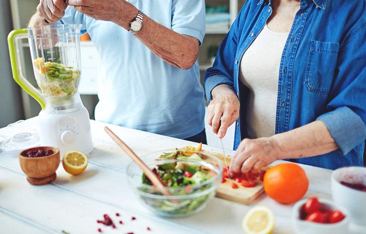 Eating fewer carbs Tips For Seniors