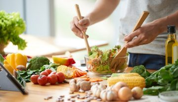 Seven Healthy Cooking Tips