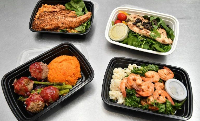 Healthy Meal Plan Delivery For Tasty Food