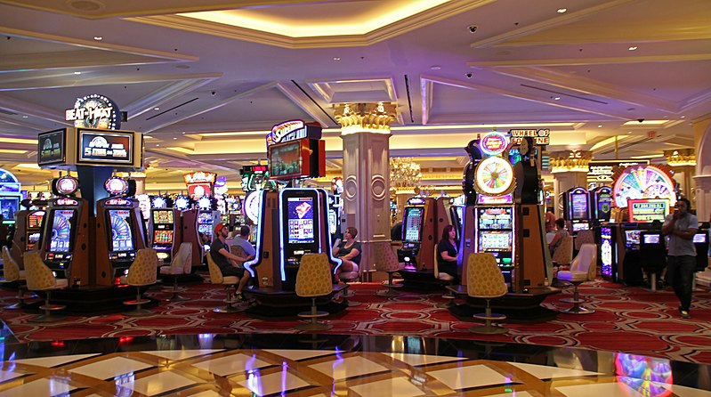 The non-evitable advantages of playing slot games online